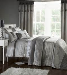 Amazon Double Duvet Covers Silver Grey Luxury Duvet Quilt Cover Bedding Bed Set Or