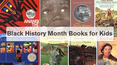 black history picture books black history month books for adventures in learning