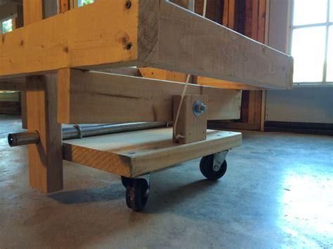 work bench base mobile base for workbench or tool by hyperfocused72