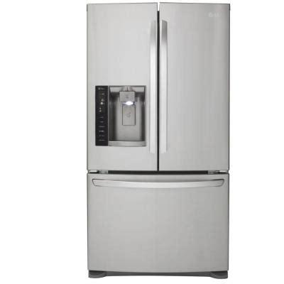lg electronics 26 8 cu ft door refrigerator in