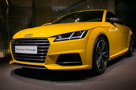The New Audi Tt by New Audi Tts Coupe