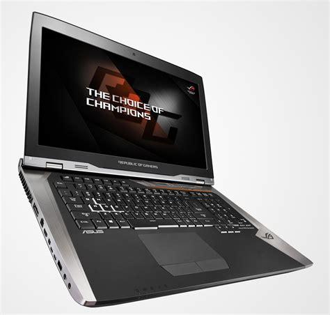 Laptop Asus Gx800 new asus gx800 laptop the r130 000 ultimate gaming machine