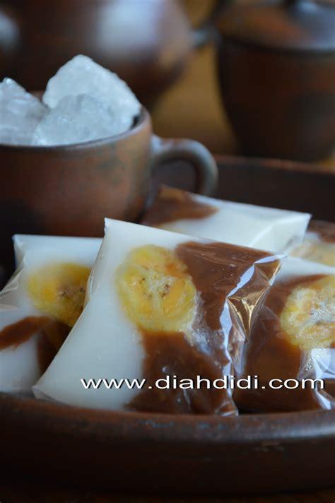diah didis kitchen nagasari hungkwe coklat putih