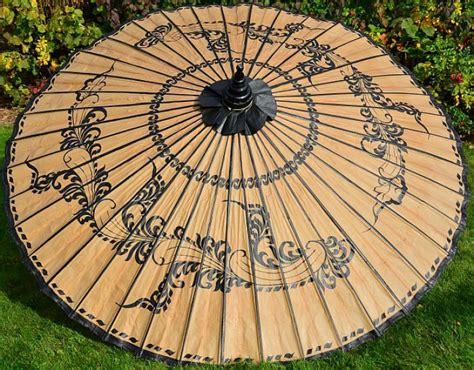 Steinl Wen F R Den Garten asiatische sonnenschirme asiatische sonnenschirme im
