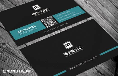 professional black out business card template free professional blue black business card