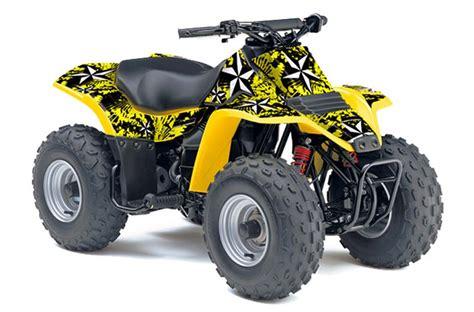 Suzuki 80 Atv by Suzuki Quadsport Lt 80 Atv Graphics Northstar Yellow