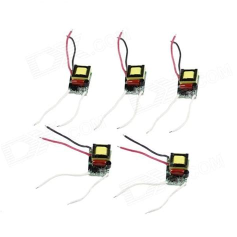 Lu Tempel Led Battery 3 Pcs led dimmer power driver led driver 3 1w input voltage