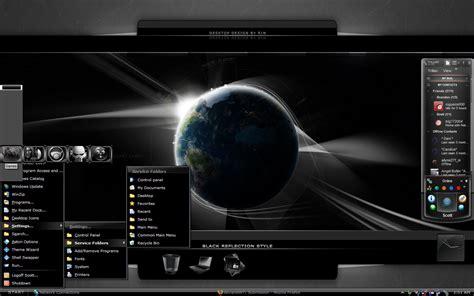 themes black like me deviantart more like magnitude crew theme for xp by taechu