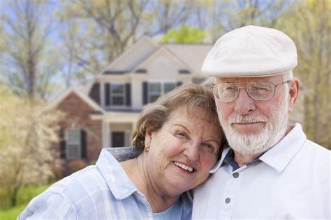 household outside maintenance home senior community