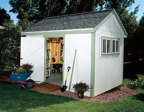 Build Your Own Outdoor Shed by Discover And Save Creative Ideas