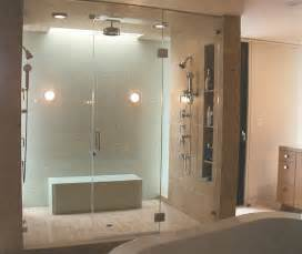 Freestanding Baths With Shower Over shower enclosures