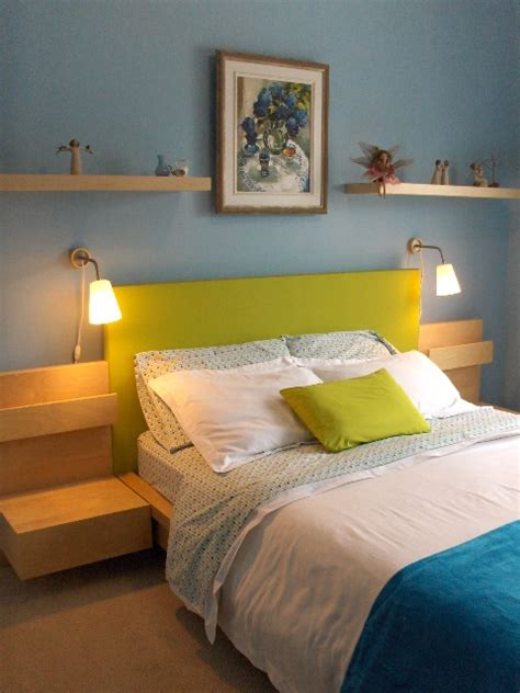 malm headboard heightened  upholstered ikea hackers