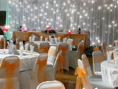 Banquet Decorations by Outside Catering Decorations