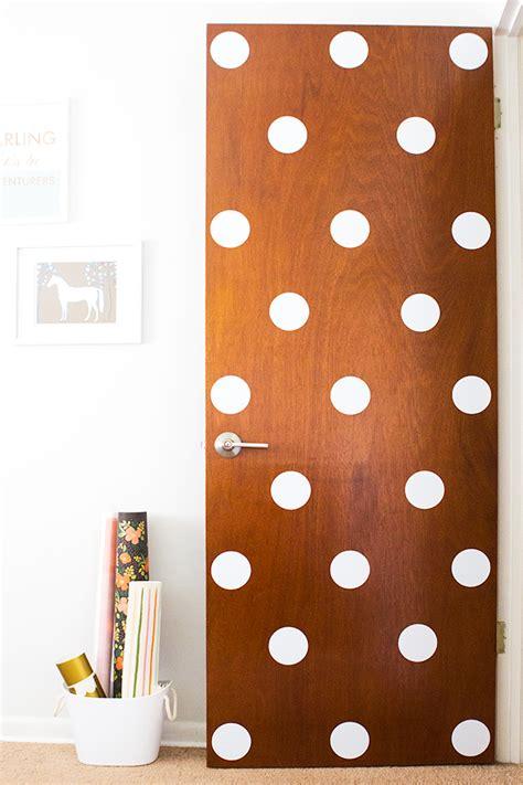 Polka Dot Door by Diy Polka Dot Door Hearts