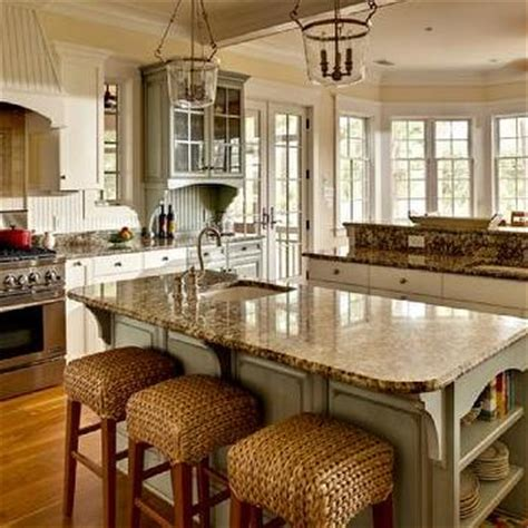 Blue Beadboard Backsplash Design Ideas