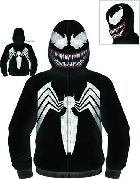 Hoodie Ziipper Venom Cloth sep138082 venom venogrin costume hoodie sm previews world