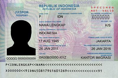 indonesian passport wikipedia