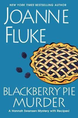 banana pie murder a swensen mystery books blackberry pie murder swensen 17 by joanne