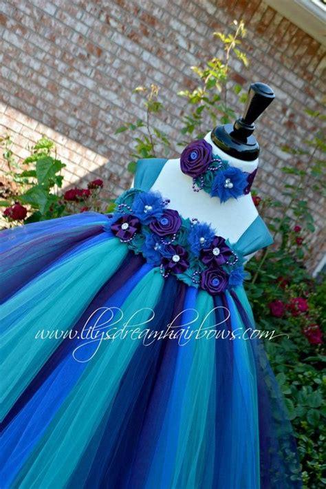 peacock color dress wedding teal tutu dress peacock color tutu dress teal