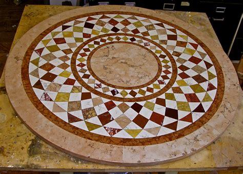 Broken Glass Repair rafael haroch studio 187 italian pietra dura table top