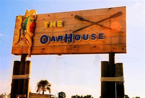 The Oar House by The Oar House Restaurant Marina Photograph By Paul Lindner