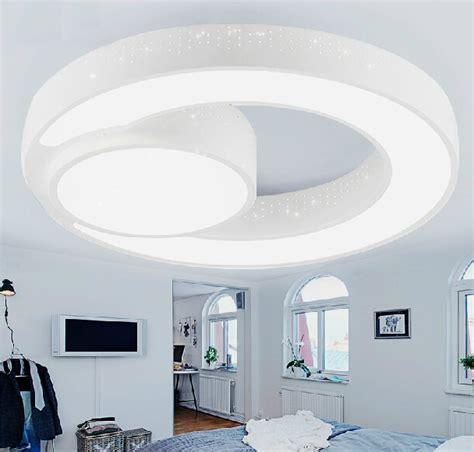 aliexpress com buy modern led ceiling lights acrylic aliexpress com buy new design 48w iron led ceiling light