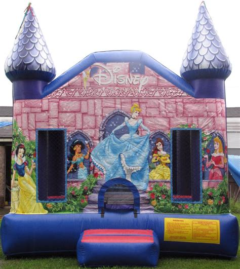 princess bounce house bounce house rentals happy party rental miami