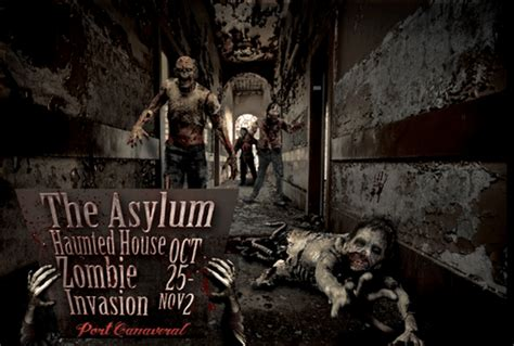 the asylum haunted house the asylum haunted house october 16 november 1 orlando connections