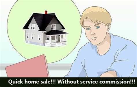 home sale without service commission