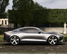 Future Volvo Cars Concept Xc Coupe Volvo Cars