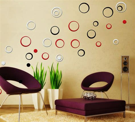make wall decorations at home aliexpress com buy wooden art wall sticker decoration