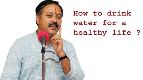 tips on how to a rajiv dixit health tips how to drink water for a healthy water filter