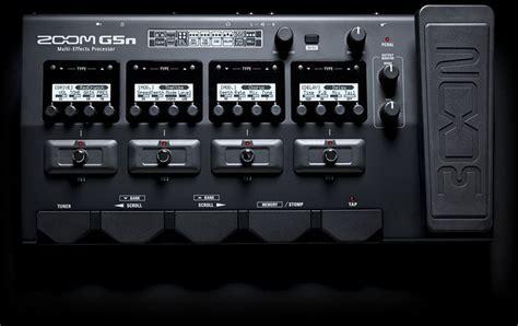 Harga Efek Gitar Zoom G5n jual zoom guitar effect g5n merchant murah