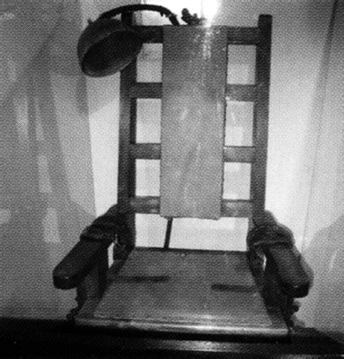 Electric Chair Execution Photos by The Chair Arons Quot Jews Of Sing Sing Quot Lecture
