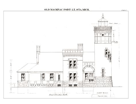 building layout pointe north station march 3 1891 funds appropriated for building a