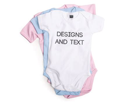 design your clothes uk personalised baby grows clothes spreadshirt uk