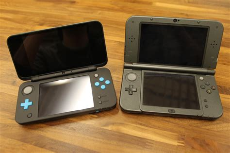 new nintendo 2ds xl review gamespot