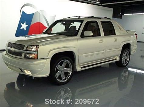 southern comfort chevy purchase used 2006 chevy avalanche southern comfort