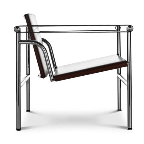 le corbusier lc1 small armchair cassina ambientedirect