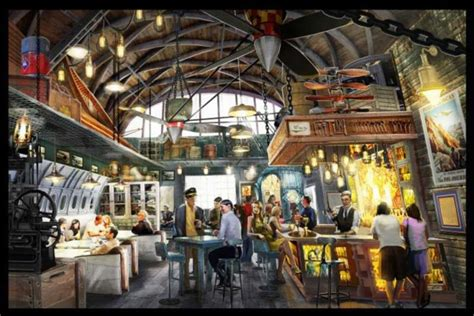 downtown disney swing indiana jones themed bar to swing into downtown disney