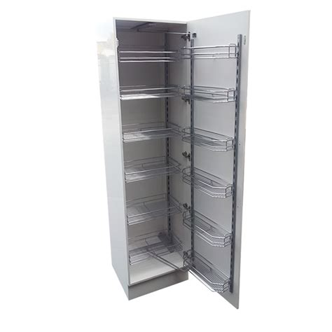Single Door Pantry Cupboard by Pantry Linen Cupboard Single Door Pull Out 60cm With Depth Ross S Discount Home Centre