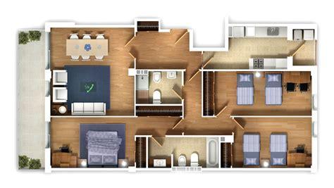 top view floor plan bloglove plantas de casas grandes