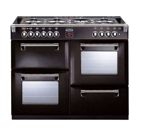 Oven Stove buy stoves richmond 1000gt gas range cooker black free