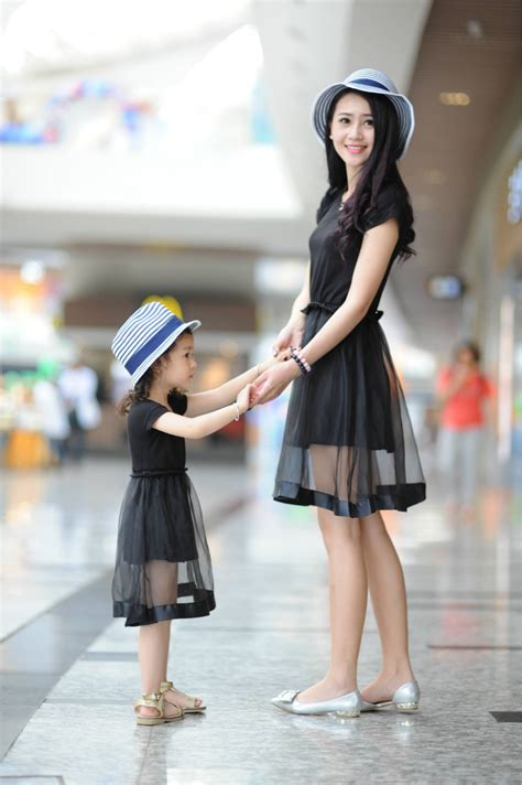 mother and daughter matching dress 2015 matching mother daughter clothes family look girl and