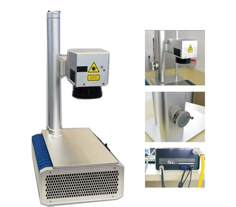 20w Fiber Laser Marking Machine Price by New Product Flm 001 20w Portable Mini Fiber Laser Marking