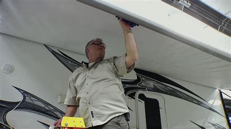 how to clean a rv awning tips on how to clean an rv awning