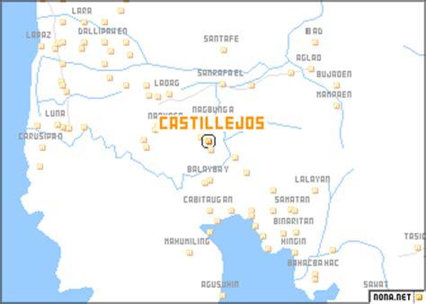 castillejos philippines map nonanet