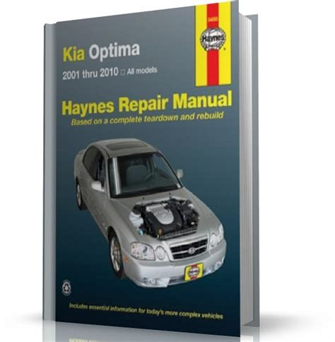 2001 2010 haynes kia optima repair manual 1563929244 kia optima 2001 2010 instrukcja napraw haynes motohelp