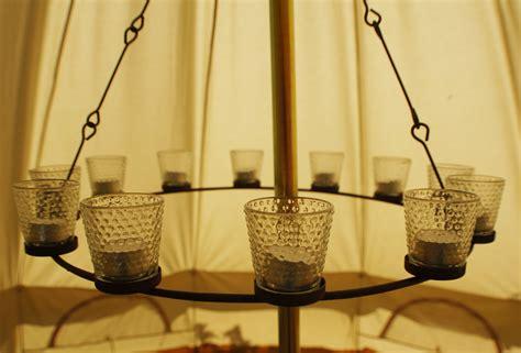 tealight chandelier clear glass tea light chandelier