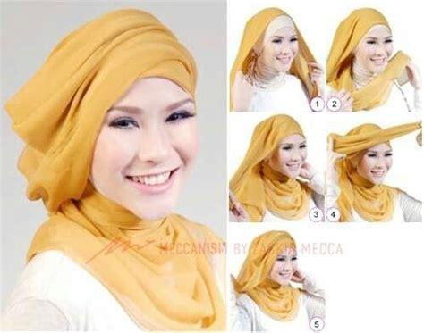 tutorial hijab pesta com pesta hijab tutorials muslimstate
